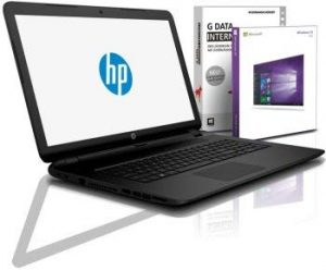 HP SSD Gaming (15,6 Zoll Full-HD) Slim Notebook (Intel Core i5 8265U 8-Thread-CPU 3.9 GHz, 8GB DDR4, 256GB SSD, Intel HD Graphics 620, DVD±R/RW, HDMI, Windows 10, MS Office) #6152